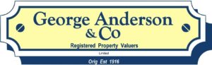 George Anderson & Co - Registered Valuers